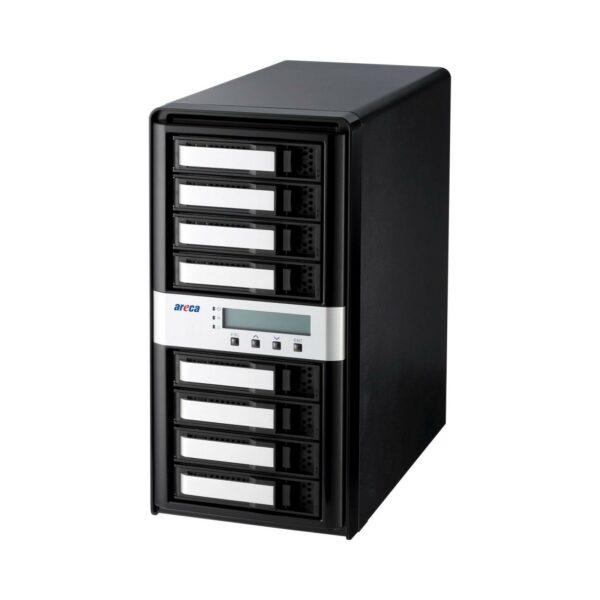 Areca ARC-8050T3-8 – 24.0 TB