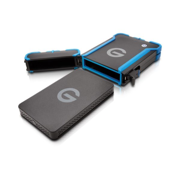 G-Technology G-Drive ev ATC with Thunderbolt – 1.0 TB