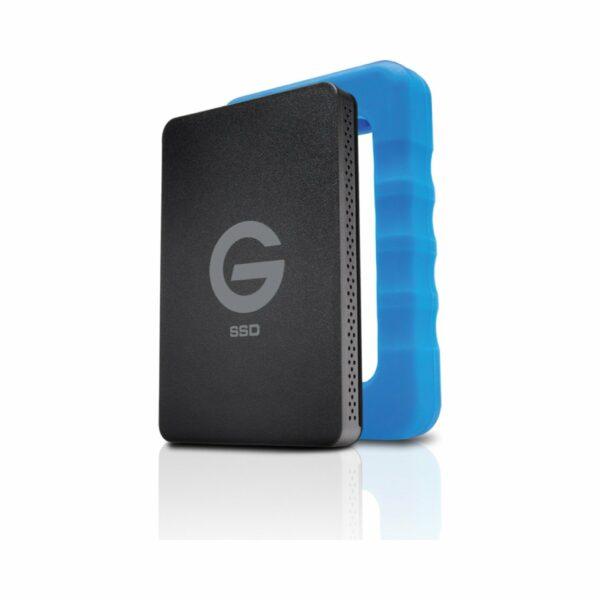 G-Technology G-Drive ev RaW SSD – 500GB