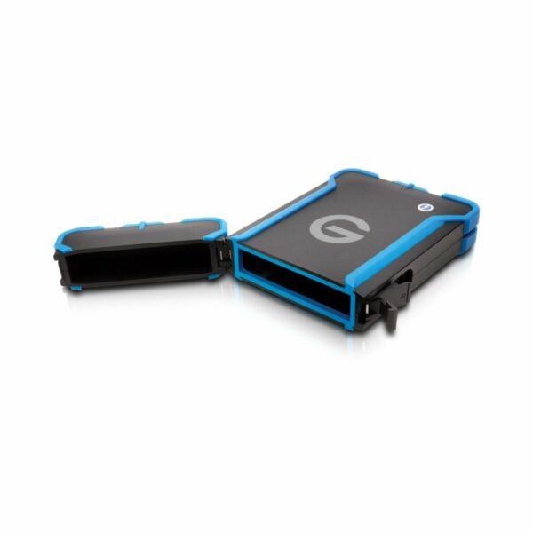 G-Technology ev All Terrain Case with Thunderbolt