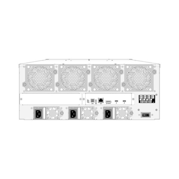 Areca ARC-8050T3-24RE – 96.0 TB Enterprise