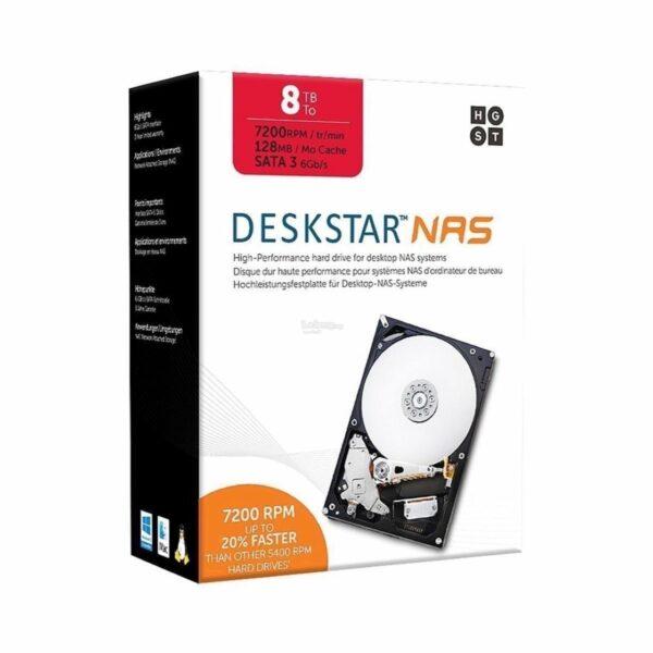 HGST 8.0TB DeskStar Internal Drive Mechanism